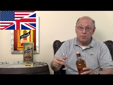 Whisky Review/Tasting: Mc Dowells' No.1 Reserve