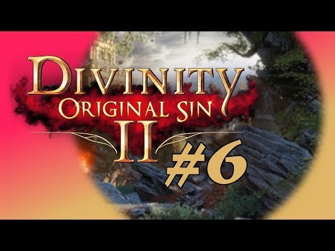 Divinity: Original Sin II [#6] The Grumblestomp, The Donkey, and His Lady Friend