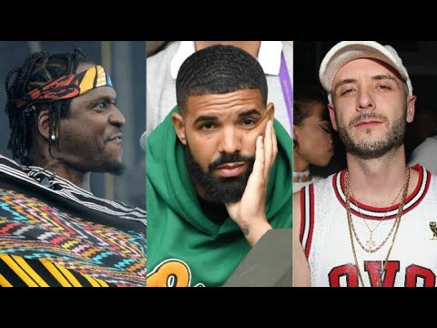 Pusha T Answer Back To Drake And Expose 40