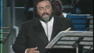 Luciano Pavarotti & Meat Loaf - Come Back to Sorrento (Torna a Sorrento) Live(HQ)