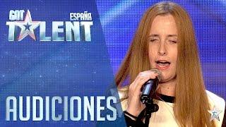 Una voz soul | Audiciones 4 | Got Talent España 2016