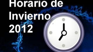 Cambio de Horario de Invierno 2012.mpg