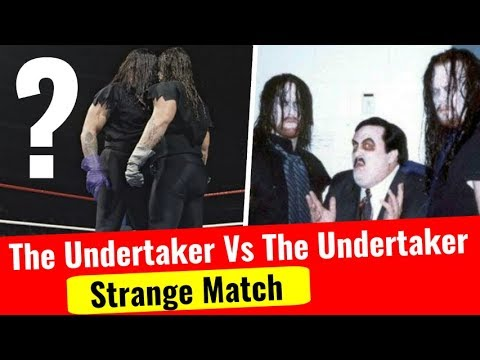 The Undertaker Vs The Undertaker At SummerSlam 1994 Brian Lee Vs Undertaker Storyline In Hindi