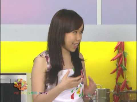 Bánh kem trái cây nhiều tầng - Vui Sống Mỗi Ngày [VTV3 - 10.09.2012]