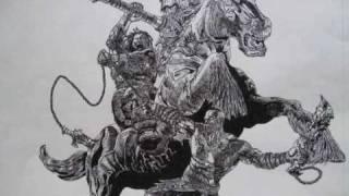 God of War 2 Drawing