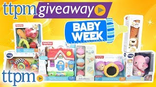 Win Baby Toys on #TTPMLIVE