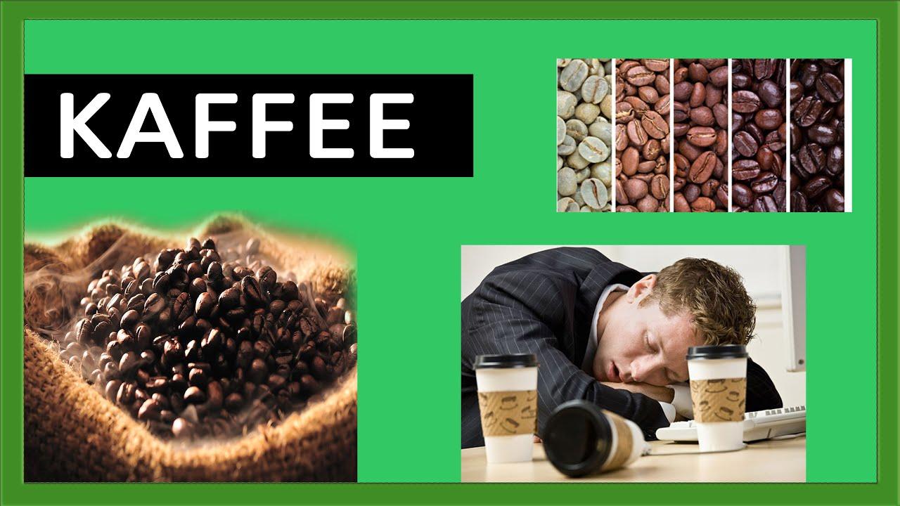 Kaffe: gesund oder ungesund? - Kaffeesucht: Gefahren