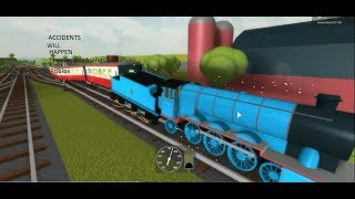 Accidents Will Happen (Thomas And Friends In Roblox)