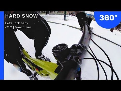 360 I Nevando pra Valer, let's ride I Vlog 140