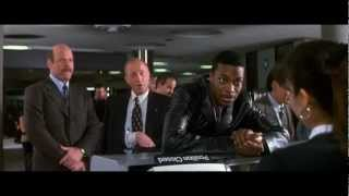 Rush Hour 1 - James Carter Bitching off The FBI Agents.