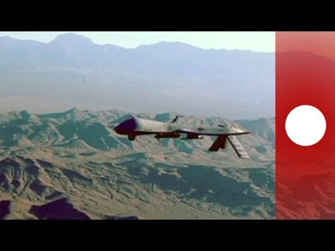 US drones strikes may constitute war crimes say Amnesty International