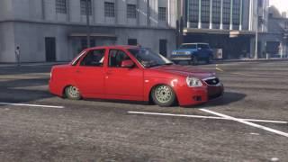 GTA 5 Lada Priora VAZ 2170