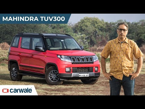 Mahindra TUV300 | Is It A Better SUV Now? | CarWale