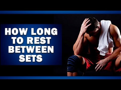 how-long-to-rest-between-sets-to-build-muscle-&-strength