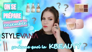 *STYLEVANA* 🤔🤩 on teste ensemble ce site de K-BEAUTY