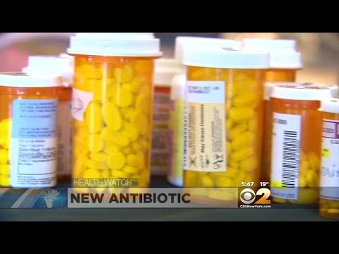 New Antibiotic Works To Cut Down On Bacterial Resistance