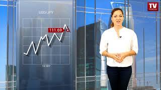 InstaForex tv news: Traders on edge ahead of Fed meeting  (19.09.2017)