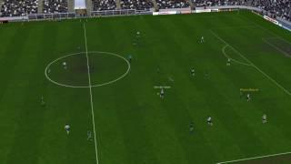 Tottenham mot Newcastle - Van der Vaart scorer 80 minutter
