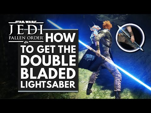 Star Wars Jedi Fallen Order | How To Get The Double-Bladed Lightsaber