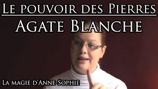 L'Agate blanche