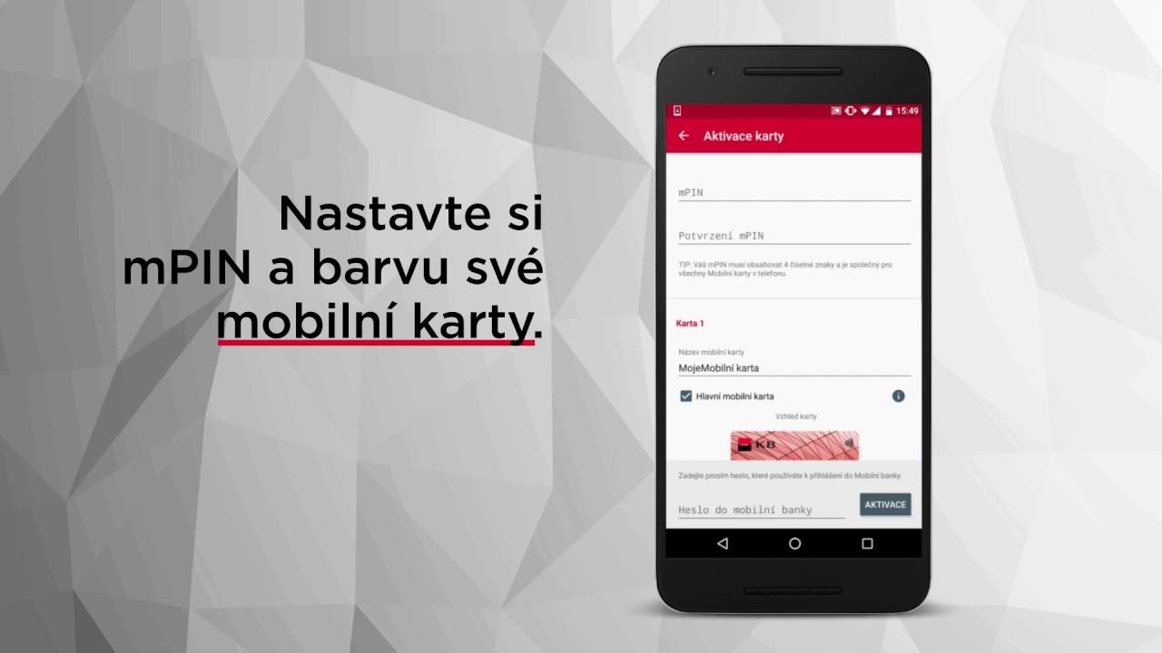 Aktivace Karty V Mobilu Youtube
