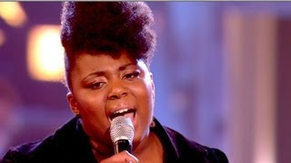The Voice UK 2013 | Letitia Grant Brown performs Love Is A Battlefield - The Knockouts 2 - BBC One