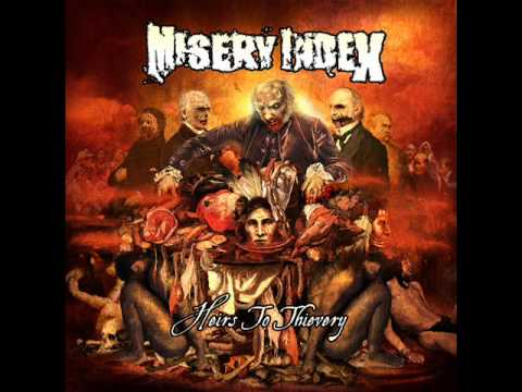 """MISERY INDEX - """"The Carrion Call"""""""