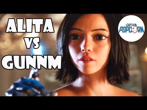 ALITA vs GUNNM : Critique sans spoiler