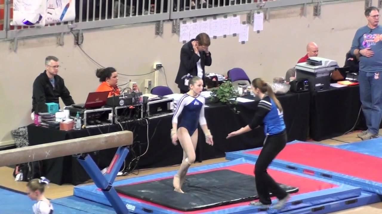 tiger paw gymnastics meet 2012 olympics