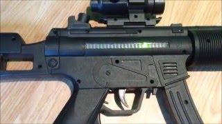 FPS game gun controller DIY Delta light gun