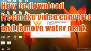 Video freemake video converter full install and how to remove water mark 100% download MP3, 3GP, MP4, WEBM, AVI, FLV November 2018
