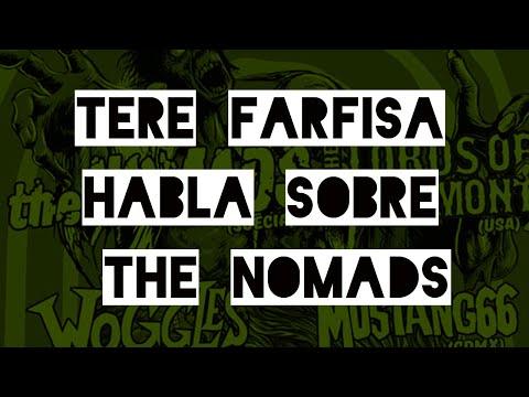 Tere Farfisa habla sobre The Nomads