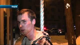 В Кирове с десяток экипажей ГИБДД бросились в погоню за старенькой ауди