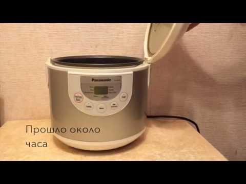 Как сварить пшенную кашу в мультиварке панасоник