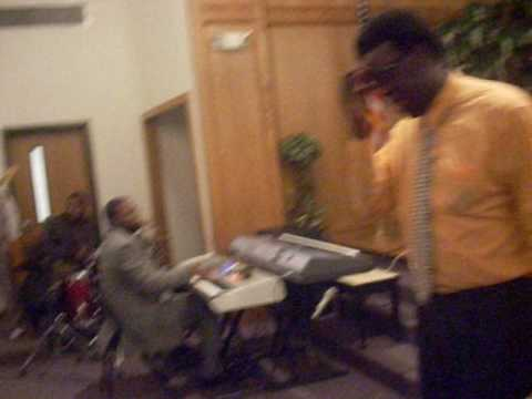 Wiley College Sunday Night Worship Praise Break