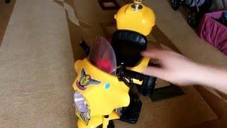 видео: починка детского мотоцикла на аккумуляторе