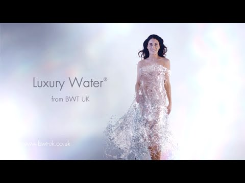 Luxury Water From BWT UK - Affordable Luxury