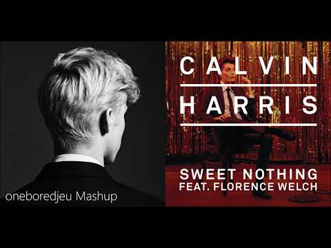 Dance To Nothing - Troye Sivan Feat. Ariana Grande Vs. Calvin Harris Feat. Florence Welch (Mashup)
