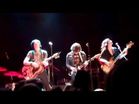 Jesse Malin with Ryan Adams and Catherine Popper- Wendy