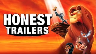 Honest Trailers - The Lion King (feat. AVbyte) thumbnail