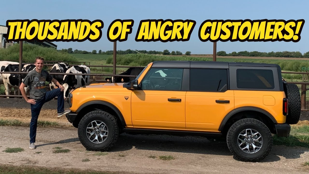 Download The new BIG Bronco is Ford's BIGGEST FAIL since the Edsel