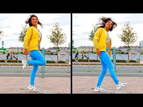 TOP TRENDING DANCE MOVES YOU MUST LEARN ||  Party Life Hacks And Activities For Fun