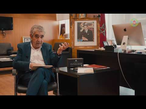 Driss El Yazami, COP 22 Head of Civil Society discusses mission to meet African civil socity
