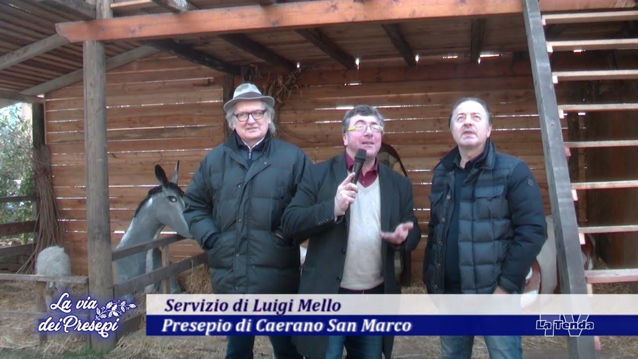 La via dei Presepi - 15 - Caerano San Marco
