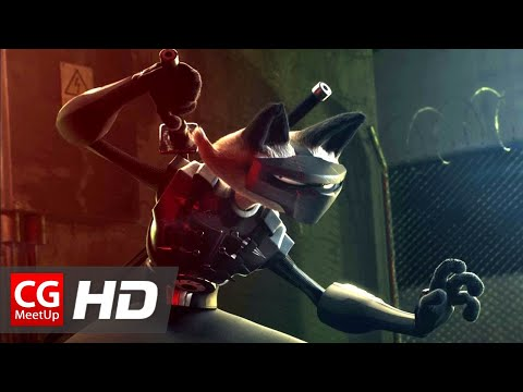 "CGI 3D Animated HD: ""Alleycats Trailer"" by Blow Studio"