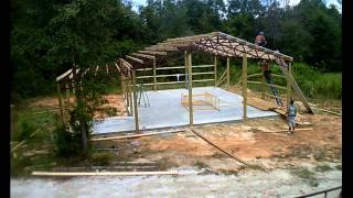 Roof Purlins