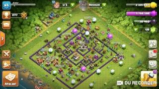 clash of clans , visitando vilas#8uogu8jy th 12 , fazendo campanha dos globins
