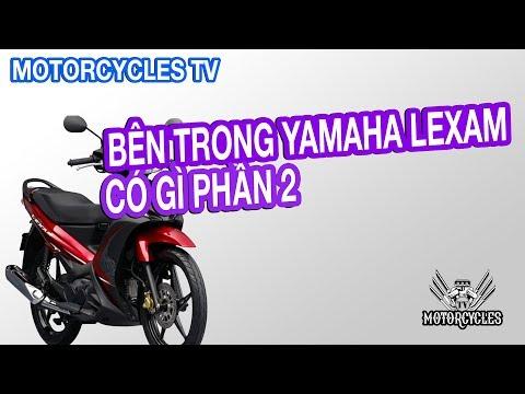 Chi Tiết Bên Trong Động Cơ Lexam Yamaha, Lần Đầu Mổ Xẻ - PHẦN 2