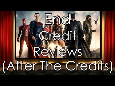 End Credit Reviews (After the Credits) Justice League review