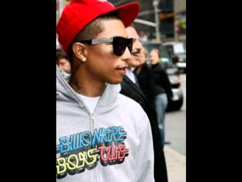 Pharrell ft Kanye West  Number One